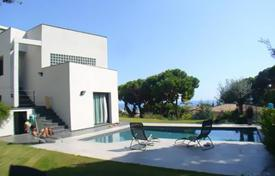 Houses with pools for sale in Costa del Maresme. Villa – Premià de Dalt, Catalonia, Spain