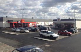 Property for sale in the Czech Republic. Sale of a new retail park in the Czech Republic