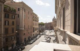 Luxury apartments for sale in Lazio. Two adjacent apartments in historical city center of Rome