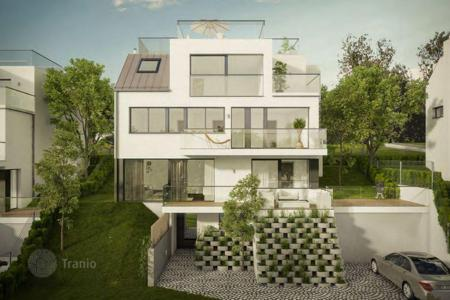 Luxury property for sale in Austria. New villa built on the design project in Neustift am Walde, Vienna