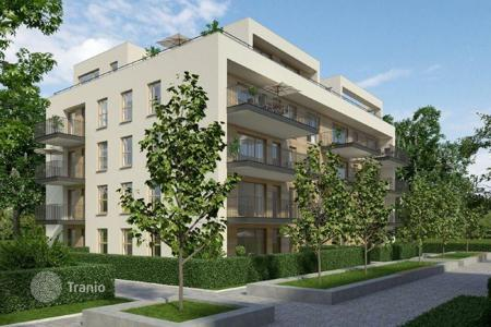 Apartments for sale in Schwabing-Freimann. One-bedroom apartment with a terrace in a new residential estate in Munich, Schwabing