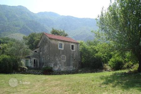 Coastal land for sale in Kotor. Development land - Kotor (city), Kotor, Montenegro