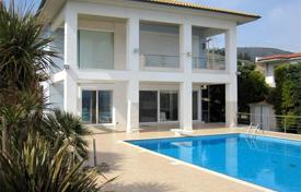 Houses with pools by the sea for sale in Peloponnese. Villa – Patras, Administration of the Peloponnese, Western Greece and the Ionian Islands, Greece