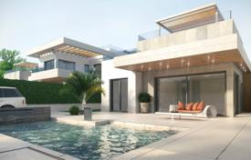 4 bedroom houses for sale in Ciudad Quesada. New two-level villa near the sea in Ciudad Quesada, Alicante, Spain