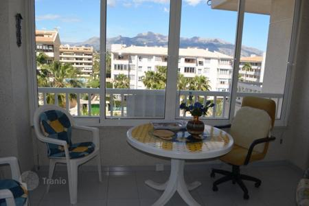 Residential for sale in L'Alfàs del Pi. Apartment with terrace in a residential complex with garden and swimming pool, in the center of El Albir, Alicante