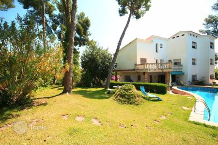 6 bedroom houses for sale in Costa del Garraf. Villa – Castelldefels, Catalonia, Spain