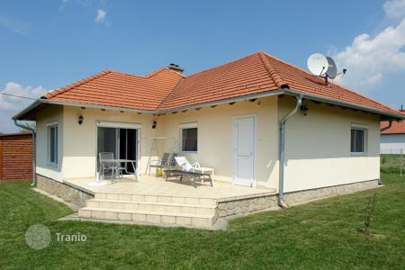 Property for sale in Somogy. Very Nice Detached House on the Southern Shoreline of the Lake Balaton next to Hévíz and Keszthely