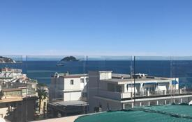 Coastal penthouses for sale in Italy. Penthouse – Alassio, Liguria, Italy