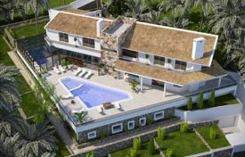 Luxury villas and houses with pools for sale in Costa Blanca. Villa – Altea, Valencia, Spain