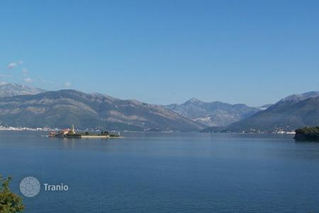 Coastal land for sale in Tivat. Development land - Tivat (city), Tivat, Montenegro