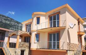 Bright villa with two terraces, sea views and a garden, near the beach, Bar, Montenegro for 149,000 €