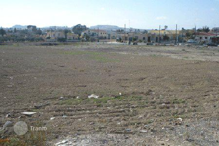 Cheap development land for sale in Athienou. Building Plot