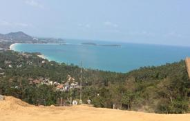 Development land for sale in Thailand. The plot overlooking the best beaches of the island, Chaweng