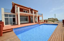 Houses for sale in Altea. Three-level luxury villa with stunning sea views, Altea Hills, Alicante, Spain