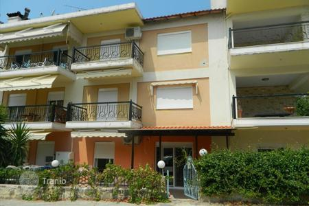 3 bedroom apartments by the sea for sale in Kassandreia. Apartment - Kassandreia, Administration of Macedonia and Thrace, Greece