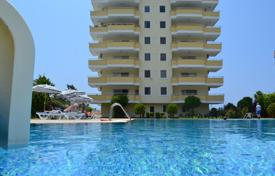 Property for sale in Western Asia. Spacious apartment on the first line in Alanya