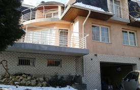 4 bedroom houses for sale in Budapest. Three-storey house on a large plot in a prestigious area in Budapest, Hungary