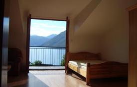 1 bedroom apartments for sale in Kotor (city). Beautiful apartment with the great use of space. One bedroom, furnished and with most stunning sea view. The apartment is at the top floor.