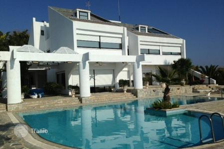6 bedroom houses by the sea for sale in Limassol (city). Six Bedroom Detached Villa