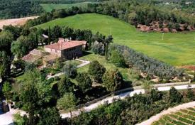 Luxury residential for sale in Trequanda. Villa – Trequanda, Tuscany, Italy