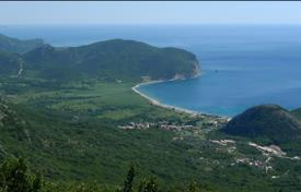 Residential for sale in Buljarica. Plot of land for building a property, Bulyarika, Budva, Montenegro