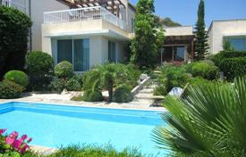 Houses with pools by the sea for sale in Limassol. Three Bedroom Detached Villa