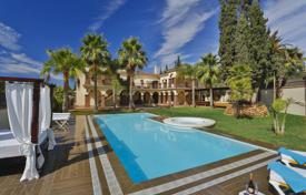Villa – Marbella, Andalusia, Spain for 20,000 € per week