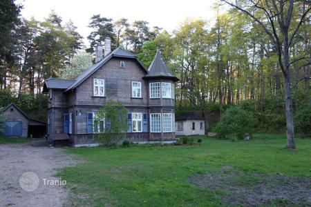 Development land for sale in Latvia. A plot of land in the prestigious area of Jurmala