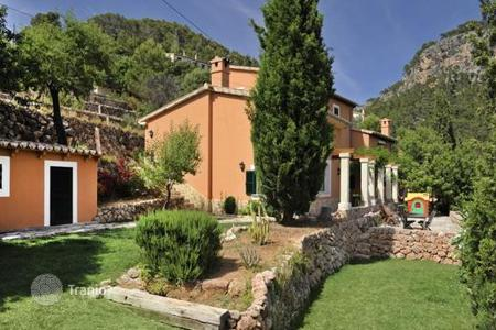 4 bedroom houses for sale in Bunyola. Villa – Bunyola, Balearic Islands, Spain