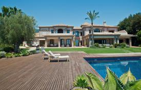 Stunning Mediterranean Mansion in La Zagaleta, Benahavis for 11,000,000 €