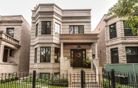 Luxury 6 bedroom houses for sale in North America. Villa – Chicago, Illinois, USA
