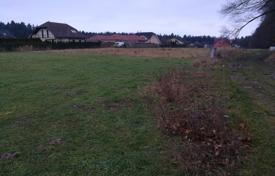 Development land for sale in the Czech Republic. Spacious plot of land, close to the forest, Bohemian Region, Czech Republic