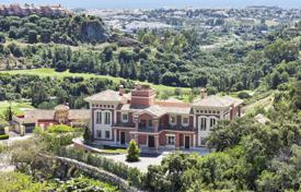 Luxury property for sale in Malaga. New Magnificent Luxury Villa, Los Arqueros Golf Resort, Benahavis