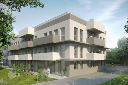 Property for sale in Liesing. Modern apartment with a balcony or terrace in a new building in the heart of Vienna's 23 districts