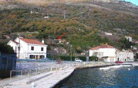 Coastal development land for sale in Kamenari. Development land – Kamenari, Herceg-Novi, Montenegro