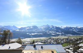 Apartments from developers for sale in Central Europe. Penthouse – Kaprun, Salzburg, Austria