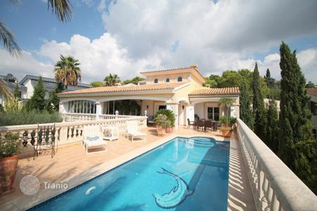 Luxury 5 bedroom houses for sale in Majorca (Mallorca). Detached house – Calvia, Balearic Islands, Spain