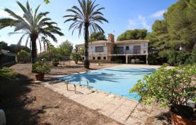 5 bedroom houses for sale in Costa Blanca. Wonderful Villa in urb. Dehesa de Campoamor, Orihuela Costa.