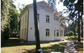 Coastal residential for sale in Latvia. Two-storey house in Jurmala