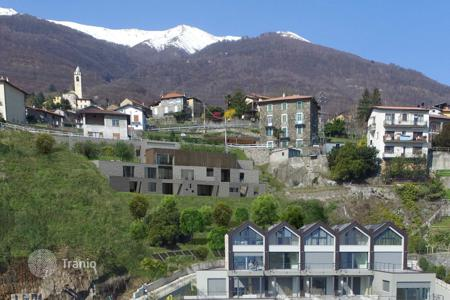 Bank repossessions apartments in Italian Lakes. A new brand development of just 5 modern spacious apartments in Cremia