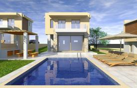 New-built villa not far from the sea, Pefkohori, Chalkidiki for 450,000 €