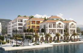 Apartments with pools by the sea for sale in Tivat (city). Apartment – Tivat (city), Tivat, Montenegro