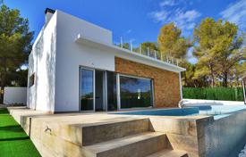 Houses from developers for sale in Spain. MODERN VILLA IN BENISSA