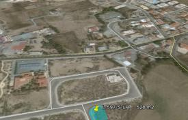 Development land for sale in Meneou. Corner Building Plot in Meneou