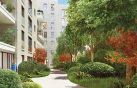 Property for sale in Boulogne-Billancourt. Eco-friendly apartment in a residential complex in Boulogne, a suburb of Paris