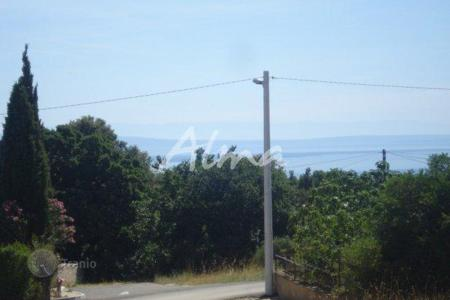 Cheap land for sale in Ližnjan. Building land Building plot with sea view