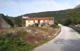 Property for sale in Gruda. Ancient 19th century estate with a sea view 40 km from Dubrovnik, Croatia