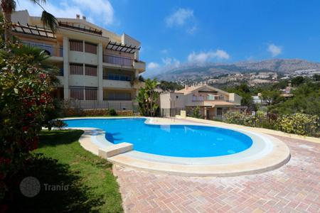 2 bedroom apartments by the sea for sale in Altea. Apartment – Altea, Valencia, Spain
