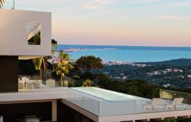 Ultra-modern new villa with panoramic views in Son Vida, Majorca, Spain for 3,650,000 €