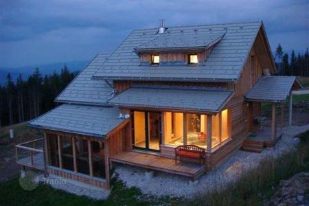 Chalets for sale in Carinthia. Chalet in the Austrian Alps